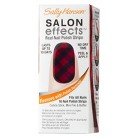 Sally Hansen Salon Effects - Plaid About You