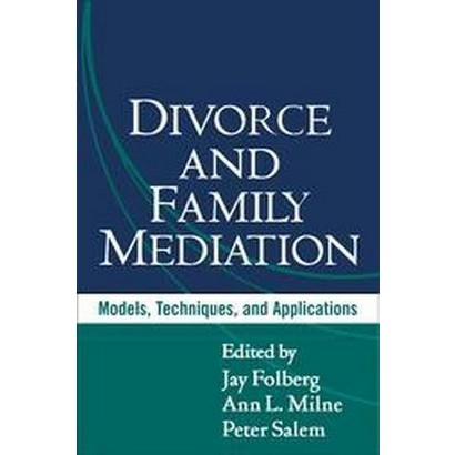 Divorce and Family Mediation (Hardcover)