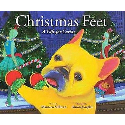 Christmas Feet (Hardcover)