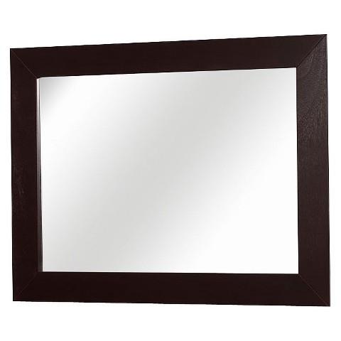 Dresser Mirror - Espresso