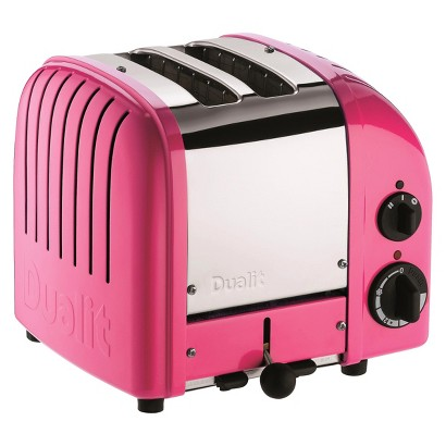 Dualit Chilli Pink New Generation Classic Toaster - 2 Slice