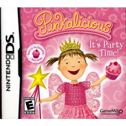 Pinkalicious (Nintendo DS)