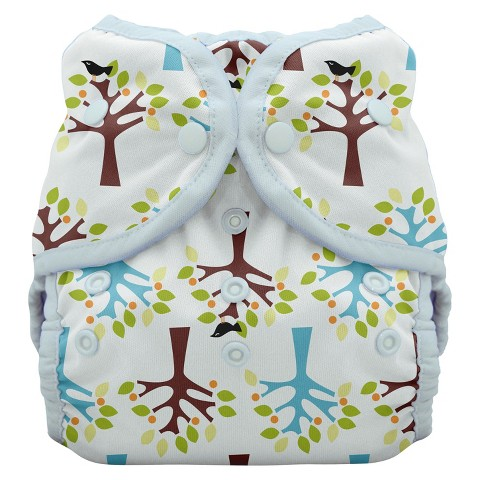 Thirsties Reusable Duo Wrap Diaper with Snaps - Assorted Sizes & Colors