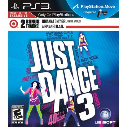 Just Dance 3 - Target Exclusive (PlayStation 3)