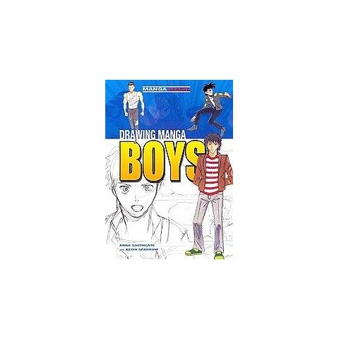 Drawing Manga Boys (Paperback)