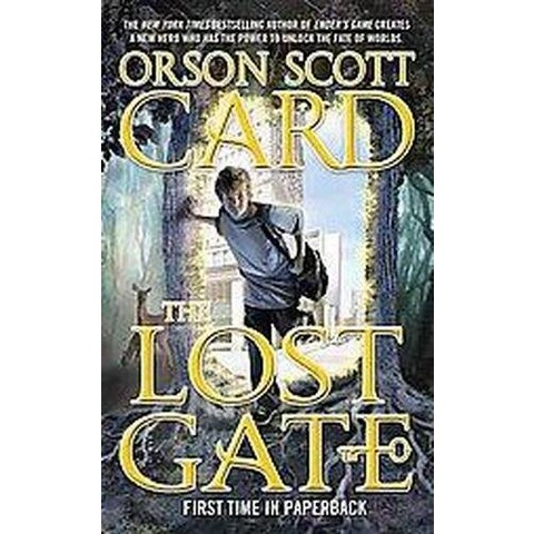The Lost Gate (Reprint) (Paperback)