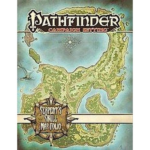 Pathfinder Campaign Setting (Paperback)