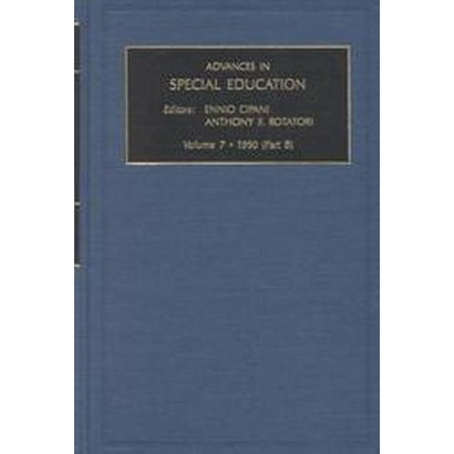 Advances in Special Education (Volume 7) (Hardcover)