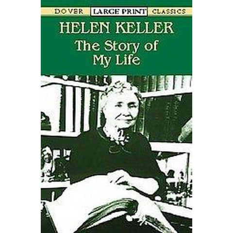 The Story of My Life (Large Print) (Paperback)