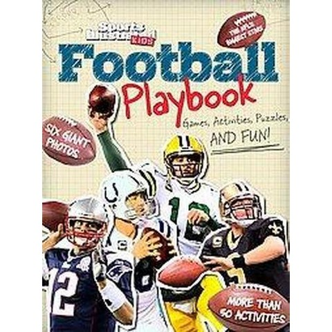 Sports Illustrated Kids Football Playbook (Paperback)