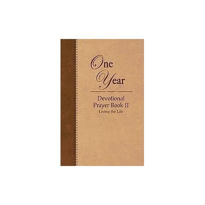 One Year Devotional Prayer Book (Gift) (Paperback)