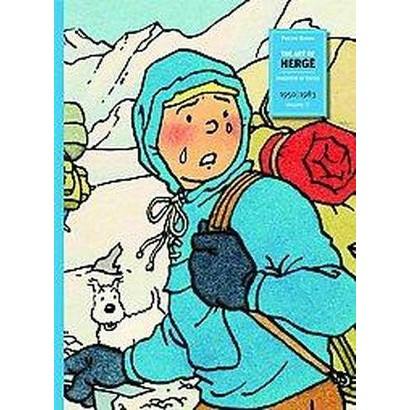 The Art of Herge, Inventor of Tintin (Hardcover)