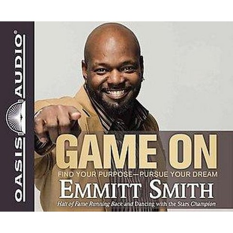 Game on (Unabridged) (Compact Disc)