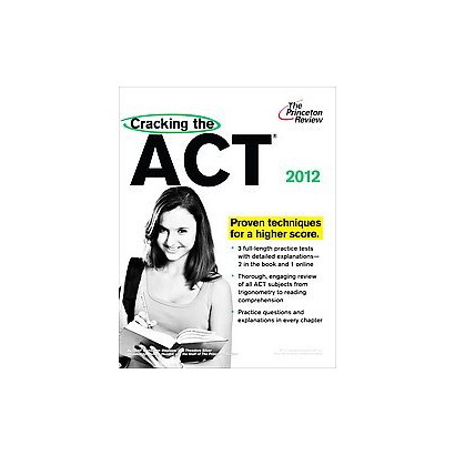 Cracking the ACT 2012 (Paperback)