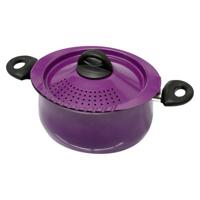 Biale 5 Quart Pasta Pot - Purple