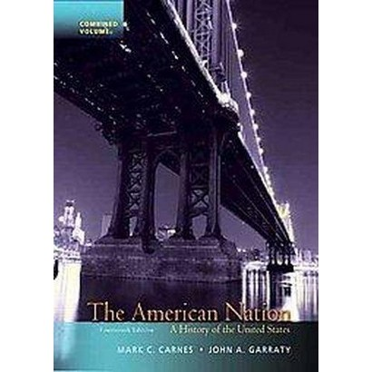 The American Nation (Combined) (Hardcover)