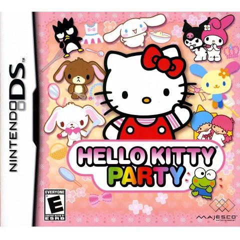 Hello Kitty Party (Nintendo DS)