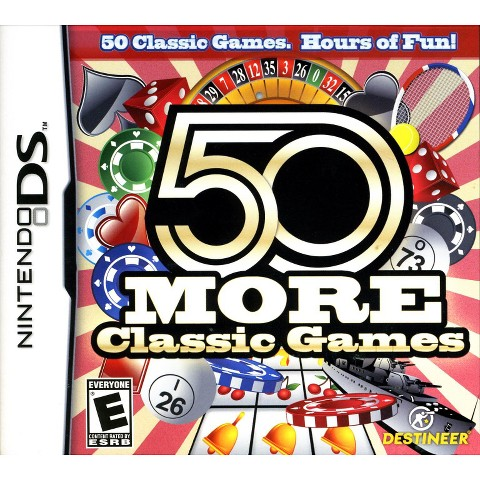 50 More Classic Games (Nintendo DS)