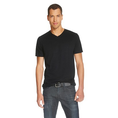 Mossimo Supply Co. Men's V-Neck T-Shirt