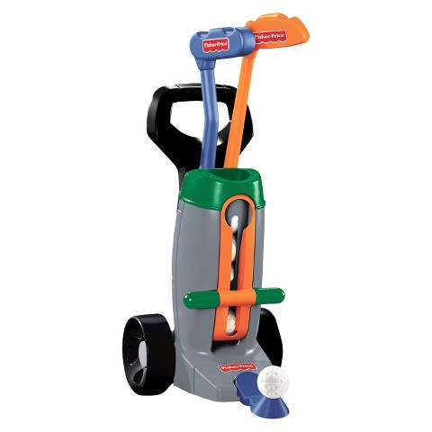 Fisher-Price® Grow to Pro Golf Set