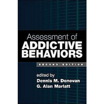 Assessment of Addictive Behaviors (Hardcover)