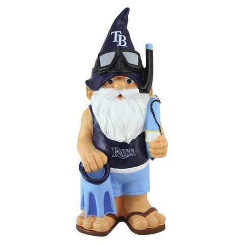 Tampa Bay Rays Team Gnome Multicolor