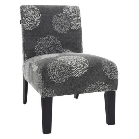 Deco Accent Chair Tar