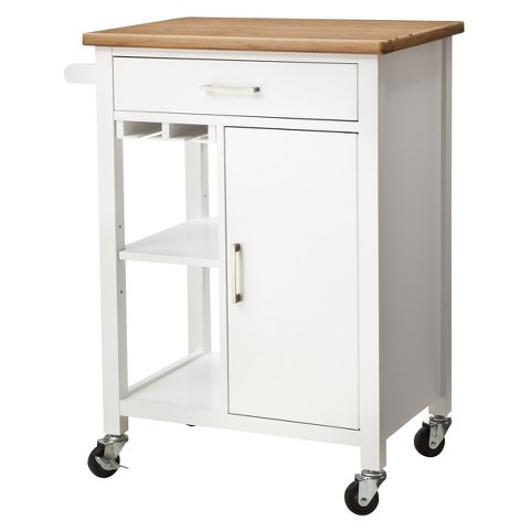 RE Kitchen Storage Cart Tar