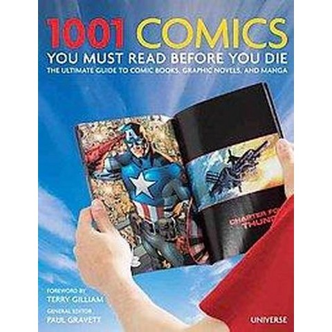 1001 Comic Books You Must Read Before You Die (Hardcover)
