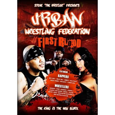 Urban Wrestling Federation: First Blood (Widescreen)
