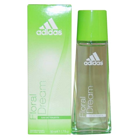 Women's Adidas Floral Dream by Adidas  Eau de Toilette Spray - 1.7 oz