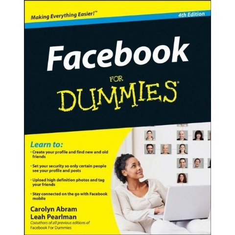 Facebook For Dummies (Paperback)