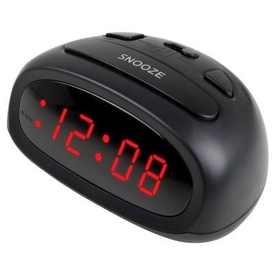 Red LED Alarm Clock