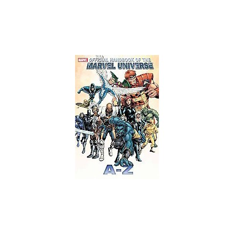 Official Index to the Marvel Universe a ( Official Index to the Marvel Universe a to Z) (Paperback)