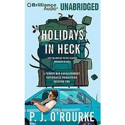 Holidays in Heck (Unabridged) (Compact Disc)