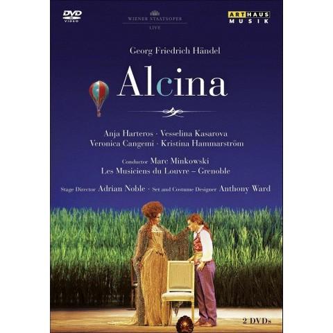 Alcina (2 Discs) (Widescreen)