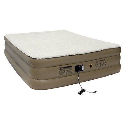 Coleman ® AirPlush™ Elite Pillow Top Air Mattress - Double High Queen