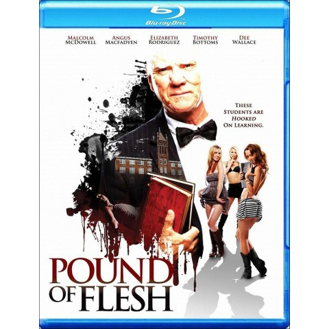Pound of Flesh (Blu-ray) (Widescreen)