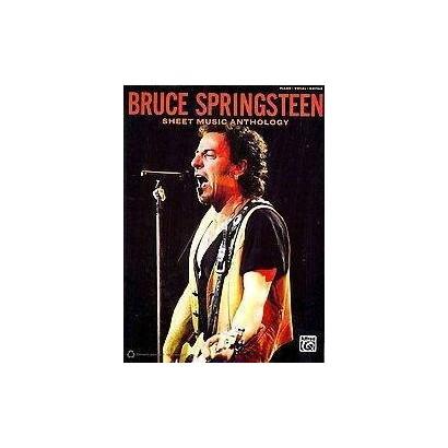 Bruce Springsteen (Paperback)