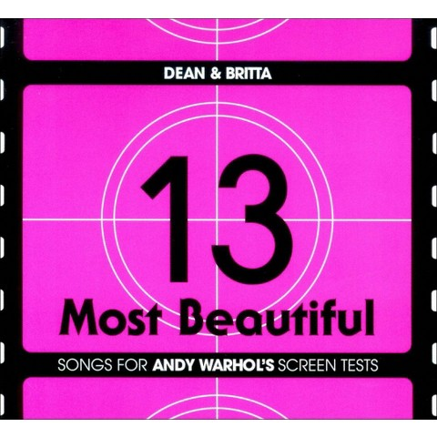 13 Most Beautiful: Songs for Andy Warhol (Single Disc Limited Edition)