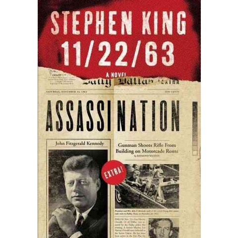 11/22/63 (Large Print) (Hardcover) (Stephen King)