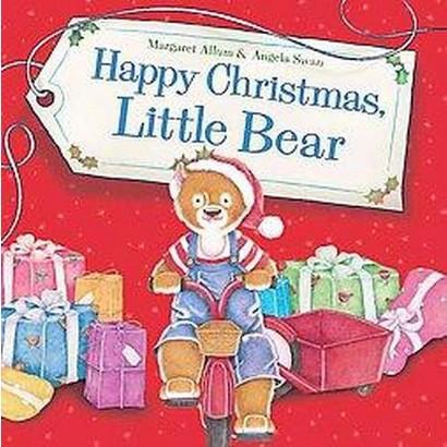 Happy Christmas, Little Bear (Reprint) (Paperback)