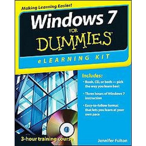 Windows 7 for Dummies eLearning Kit (Mixed media product)