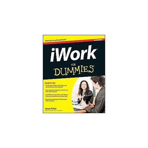 Iwork for Dummies (Paperback)
