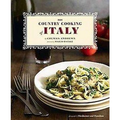Country Cooking of Italy (Hardcover)