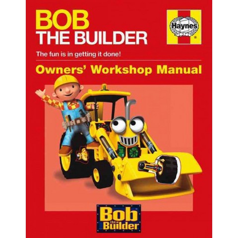 Bob the Builder Manual (Hardcover)