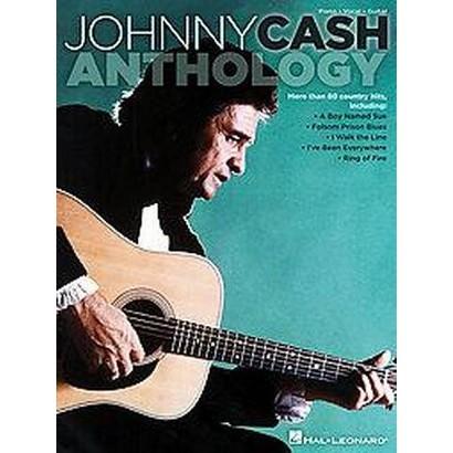 Johnny Cash Anthology (Paperback)