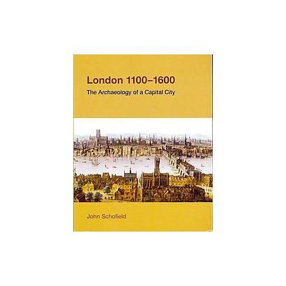 London 1100-1600 (Paperback)
