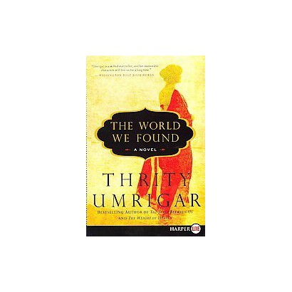 The World We Found (Large Print) (Paperback)