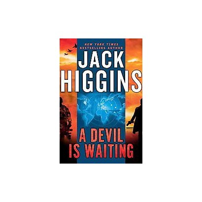 A Devil Is Waiting (Hardcover)